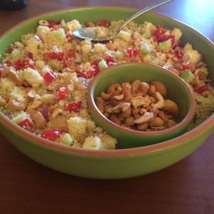 Recept couscoussalade