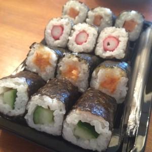 albert heijn sushi
