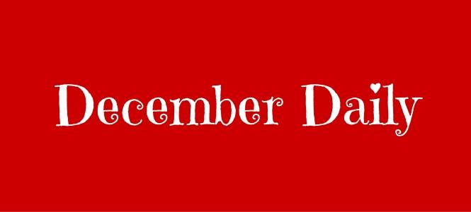 Is het al december (daily)?