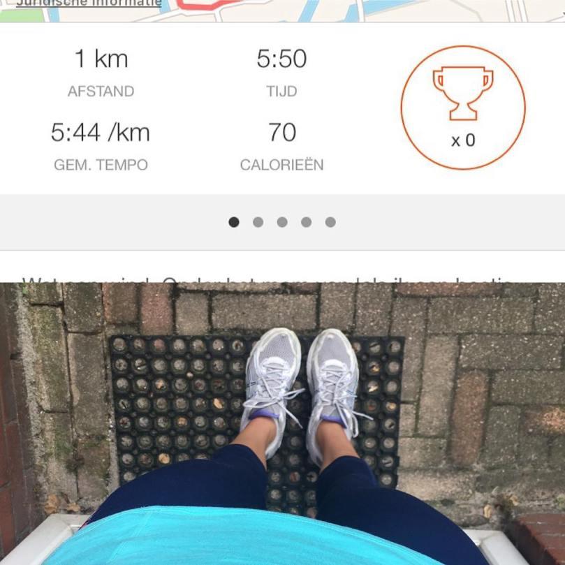 #fitgirl: hardlopen