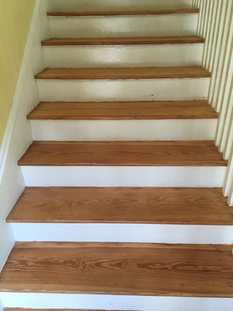 Staircases And Stair Treads In Jacksonville Florida | Pine Wood Stair Treads | Stair Risers | Stair Nosing | Lumber | Unfinished Pine | Plywood