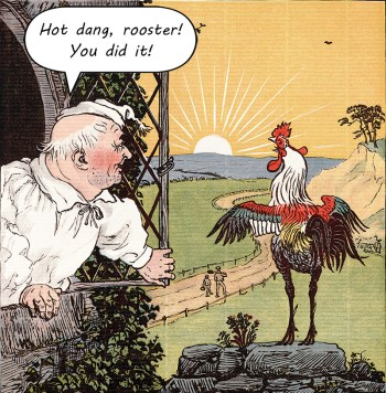 Rooster Syndrome
