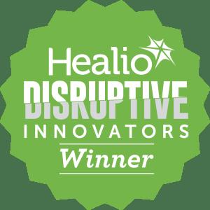 Healio Disruptive Innovator Winner