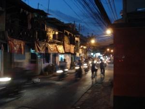 フィリピン街