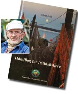 Håndbog for fritidsfdiskere 160 sider kr. 199 kan købes hos  Forlaget Danske Fritidsfiskere Fjordgade 8 9240 Nibe. Tlf. 23301439   mail: daff.medlemskontor@live.dk