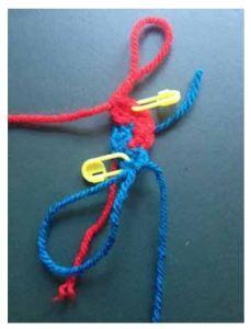 Spiral sokker omgang 2