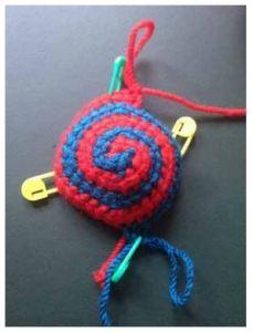 spiral sokker omgang 6