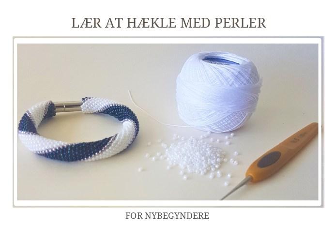 Lær at hækle med perler