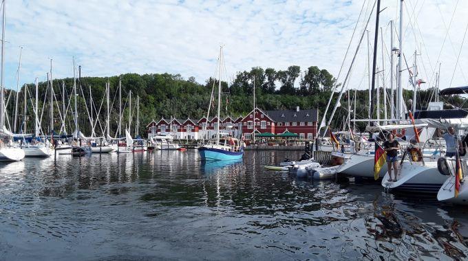 Indrejse/sejlads Til Danmark For Udenlandske Gæstesejlere