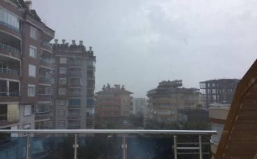 regnvejsdage i alanya