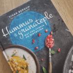 Min nye kogebog med tyrkiske retter: Hummus & Granateple