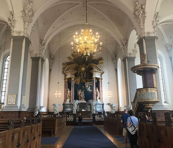 Et besøg i Vor Frelsers kirke