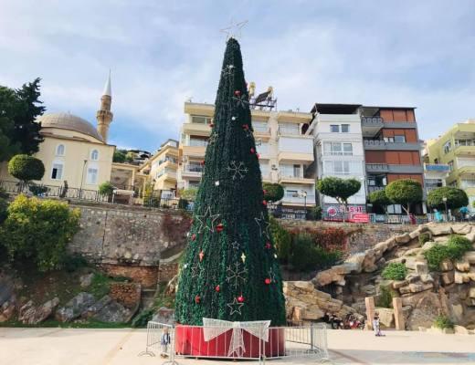 corona jul i alanya, juleaften i alanya, jul i udlandet, juleaften i udlandet, jul som udlandsdansker, jul i tyrkiet, juleaften i tyrkiet, juletanker, livet som udlandsdansker
