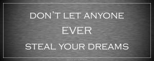 Dream Stealers dan skognes leadership development trainer coach consultant motivation blogger speaker
