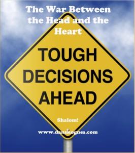 The War Between The Head And The Heart dan skognes motivation blogger speaker teacher trainer coach educator