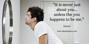 It Is Never Just About You dan skognes motivation blogger speaker teacher trainer coach educator