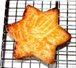 Milanais- biscuits de Noël