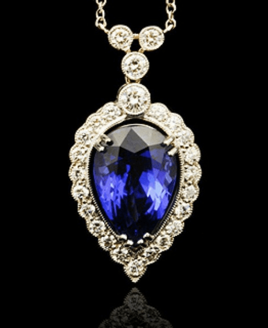 Pendentif Collins and Sons