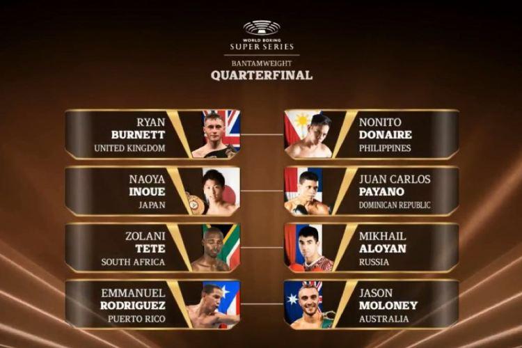 Les World Boxing Super Series Présentent De Nouveaux Tournois Supers-légers Et Des Poids Coqs