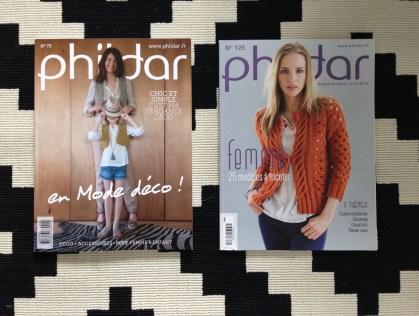catalogues phildar
