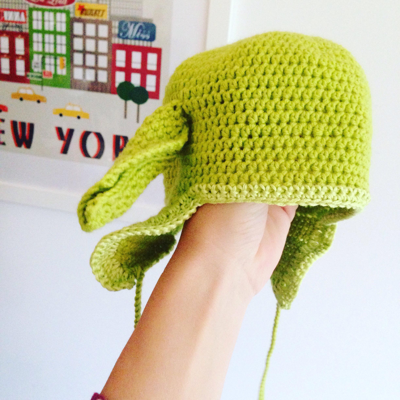 en vente en ligne recherche d'officiel plutôt cool TUTO – Bonnet de Yoda au crochet – C'est la folie Star Wars ...