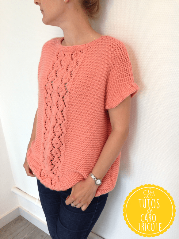 Pull June - Tricot