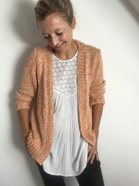 Napa Cardigan - We are knitters