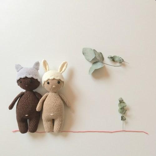 Tuto : Mes Petits Dodus au crochet