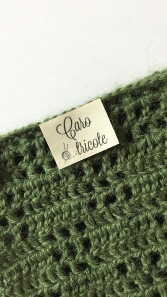 Tuto head band et snood - Tricot et crochet