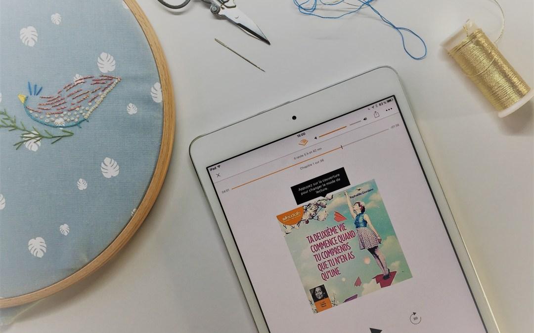 CONCOURS : J'ai testé les livres audio avec Audible – Deux livres à gagner