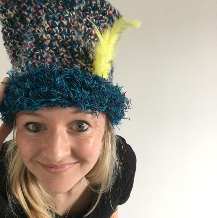 Un chapeau pour Carnaval au crochet – Le défi fou lancé par Pingouin