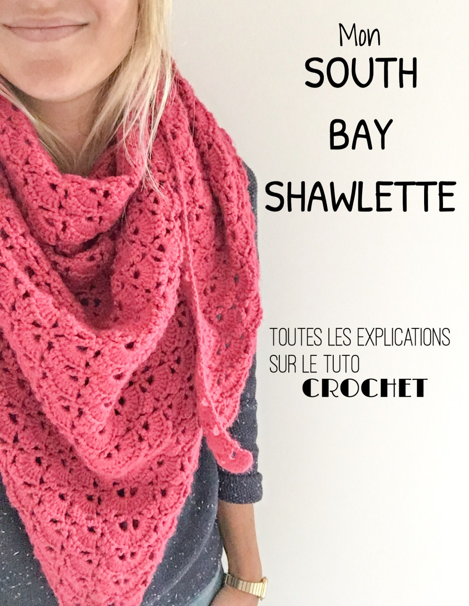 South Bay Shawlette