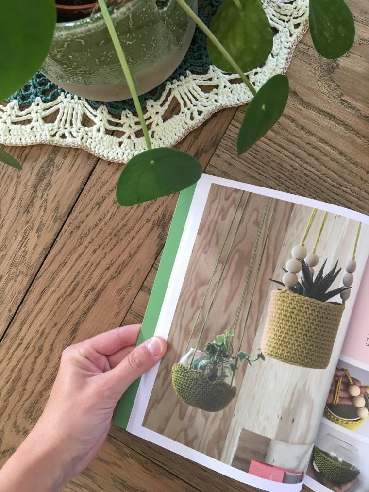 My Sweet Home - Objets déco au crochet - Caro Tricote