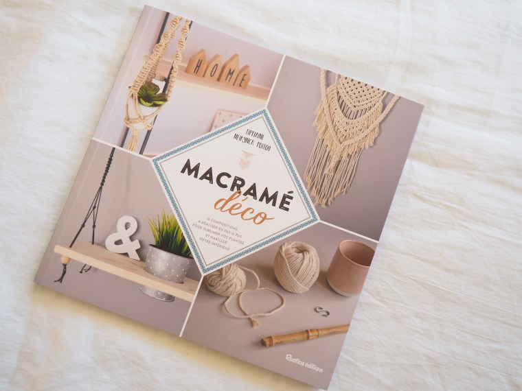 Macramé Déco - Tiphaine Poitou Neirynck