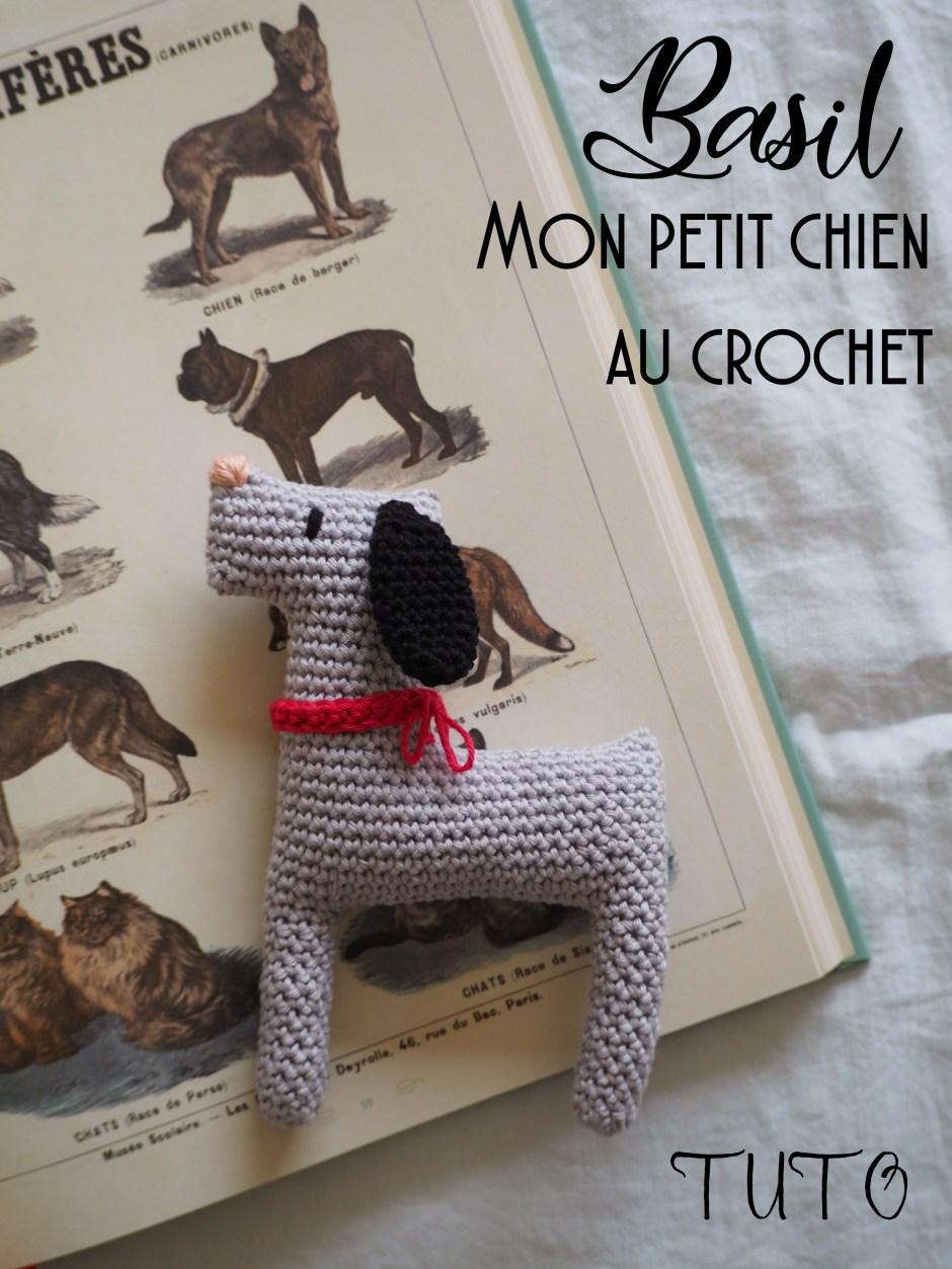 Tuto crochet – Basil, le chien – Amigurumi 4931bf5a7c0