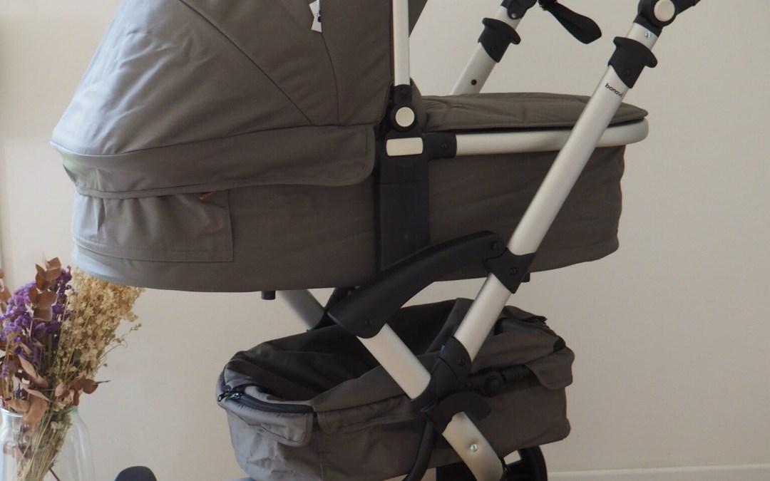 J'ai testé la poussette Bonavi – En attendant bébé…