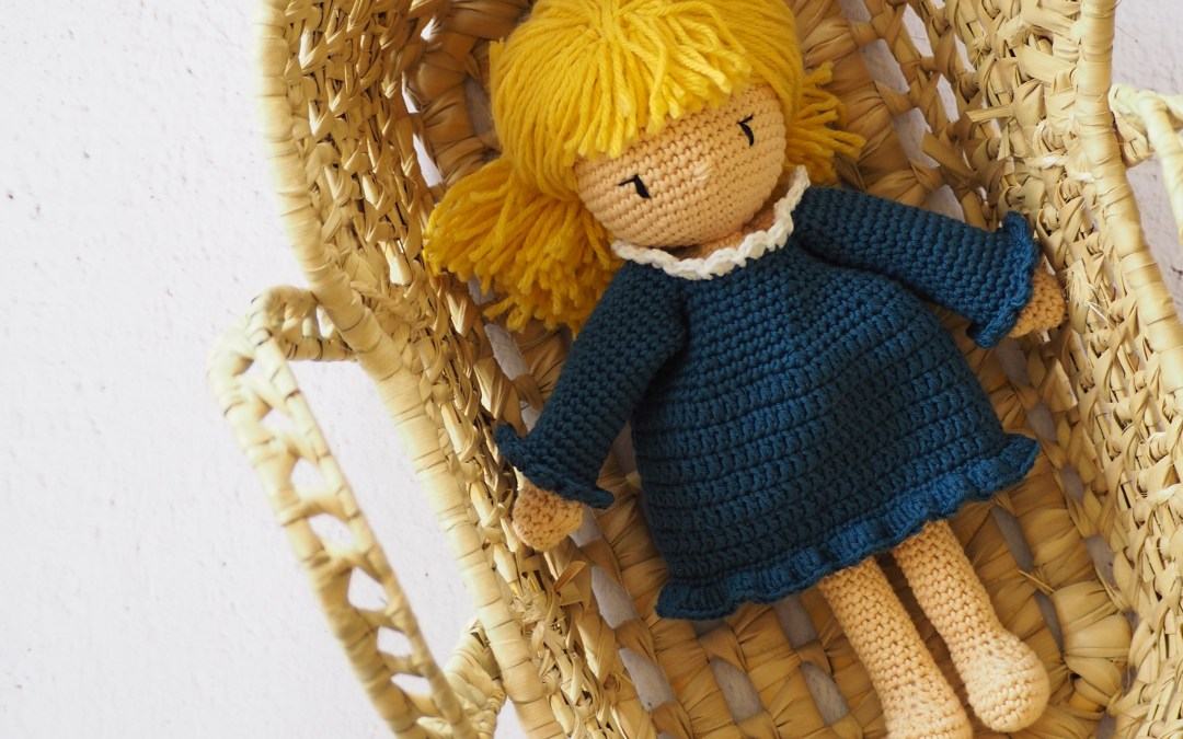 Mes premières poupées au crochet d'après le livre de Rose Pierret – La naissance d'une addiction