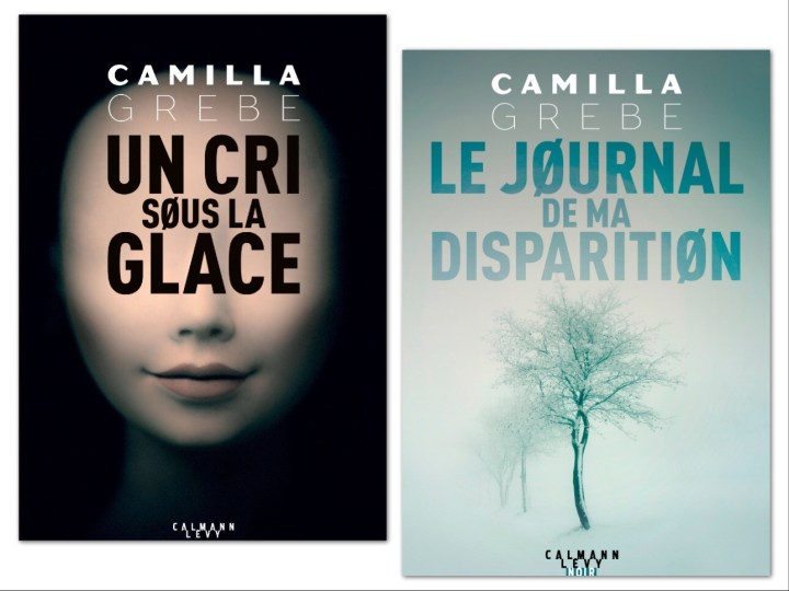 Camilla Grebe, auteure de thrillers glaçants – Une belle découverte et un rafraîchissement garanti !