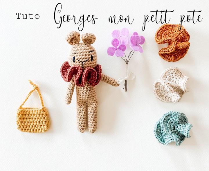 Georges – Mon petit pote – Patron de crochet