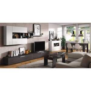 Deco meuble tv gris dansmamaison maroc