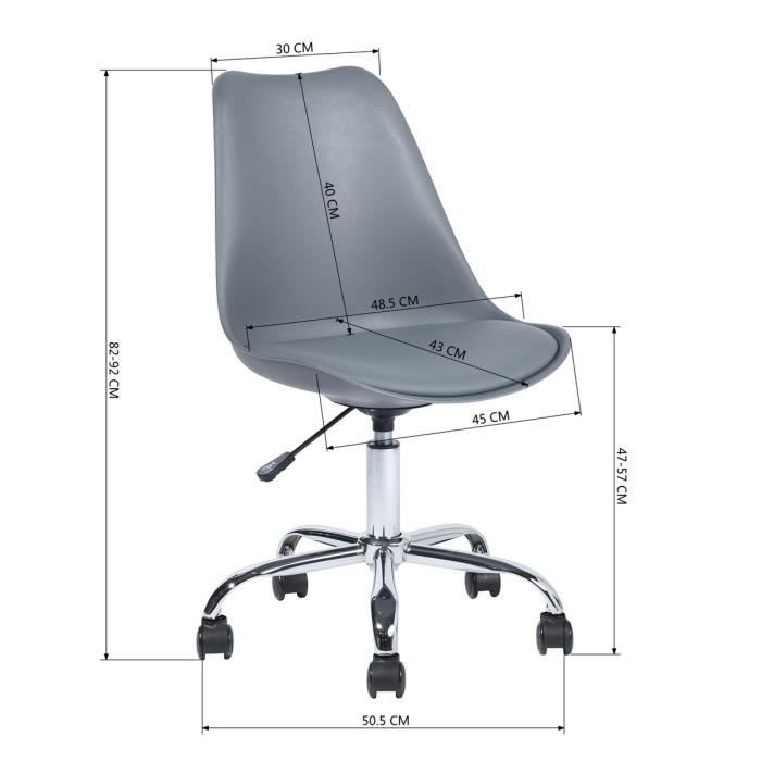 torre chaise pivotant