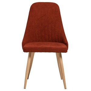 neus chaise bordeaux
