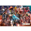 Poster Marvel AVENGERS fin de jeu