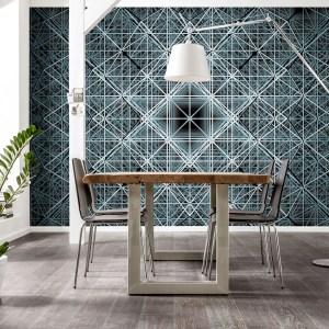 Matrix Papier peint | dansmamaison - Maroc
