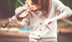 alat musik biola