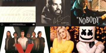 Chart lagu terbaru barat 2018