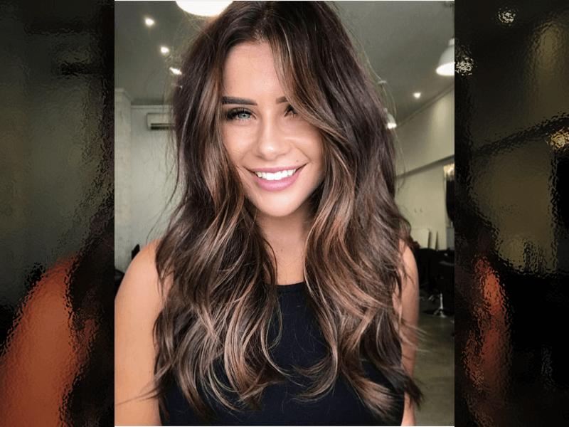 5 Warna Rambut Brunette