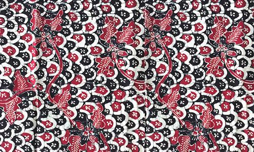 batik lasem gunung ringgit
