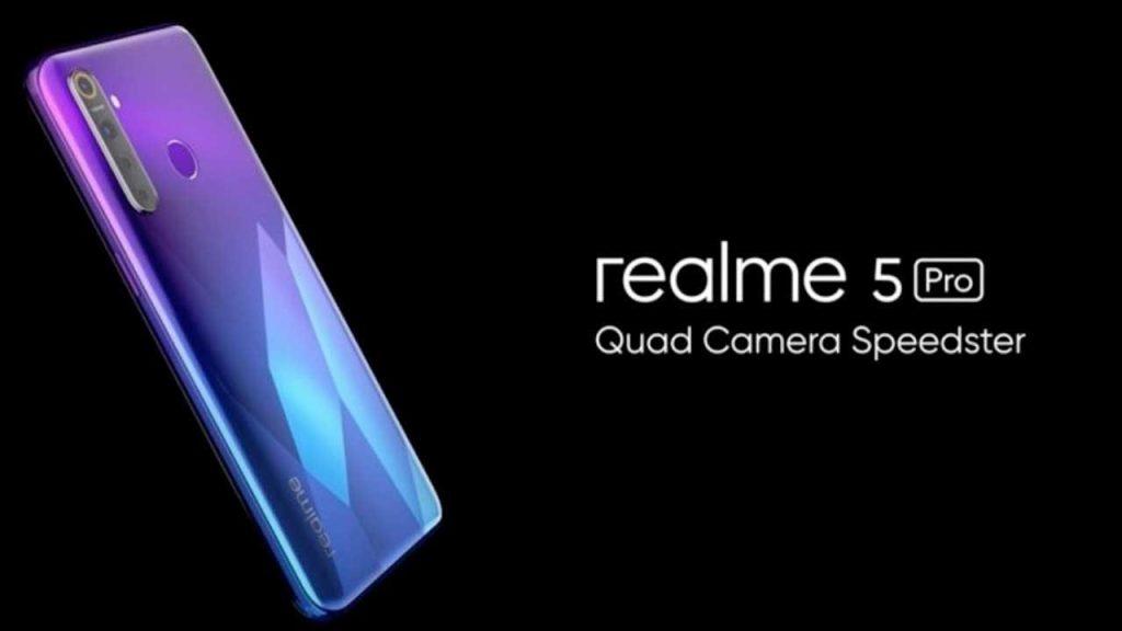 Realme 5 pro spesifikasi