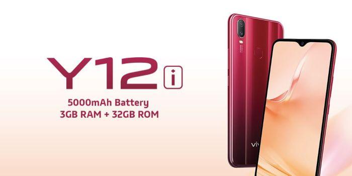 produk Vivo Y12